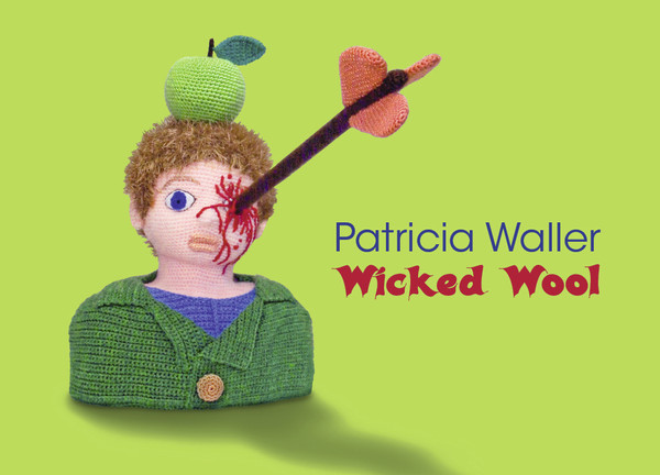 Patricia Waller - Wicked Wool - Cover