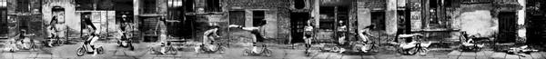Das Diesseits vor dem Jenseits,1980:2019, 110x1017cm