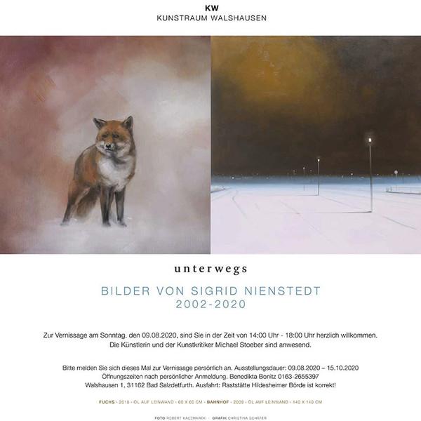 Sigrid Nienstedt_Einladung