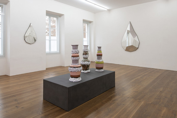 Stefan Strumbel, installation view, Museum Art.Plus, Donaueschingen, 2018