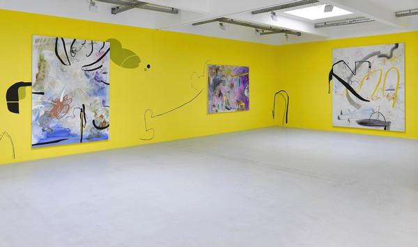 Florin Kompatscher at Galerie Thoman, Innsbruck
