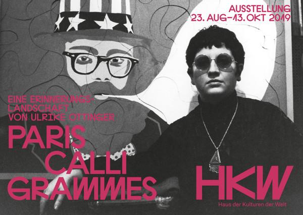 HKW_ParisCaligrammes_Postkarte