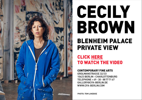 Cecily_Brown_Blenheim_Palace_Private_View