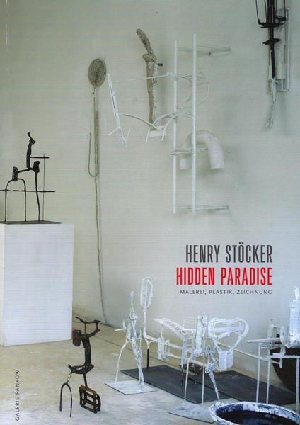 Stöcker - Hidden Paradise - 2015 - Vorderseite