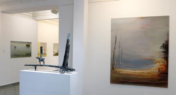 Ausstellung Sibylle Prange, Michael Jastram