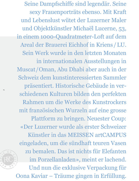 KUNST-KULTUR / LUST AUF GUT 2018 - 2