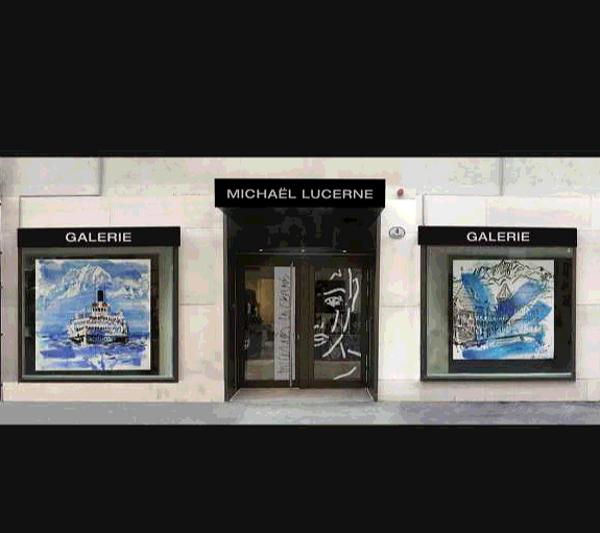 Galerie MICHAËL LUCERNE Luzern Suisse