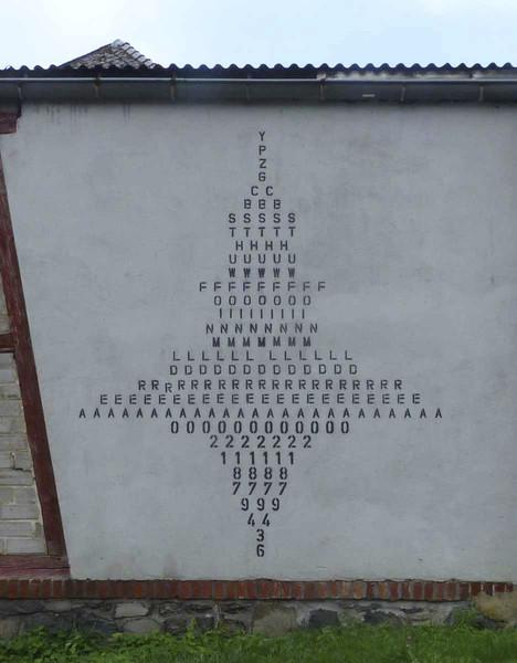 Thomas Thiede, 2018, Acryl auf Wand
