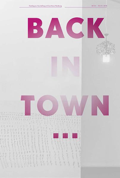 Back in Town, 2014 Textem Verlag