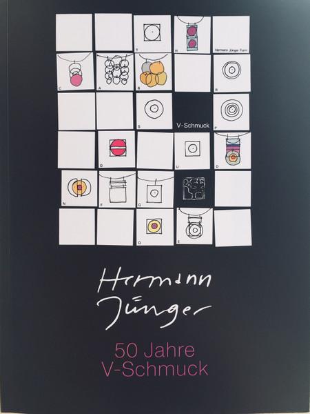 Katalogcover Hermann Jünger