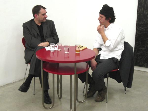 from the series CONVERSATIONS: Alex Kalman (RED BUCKET FILMS, New York) & Alexander Horwath (Director Filmmuseum Vienna), December 2008