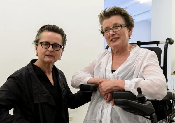 Christine König & Margherita Spiluttini, 2021