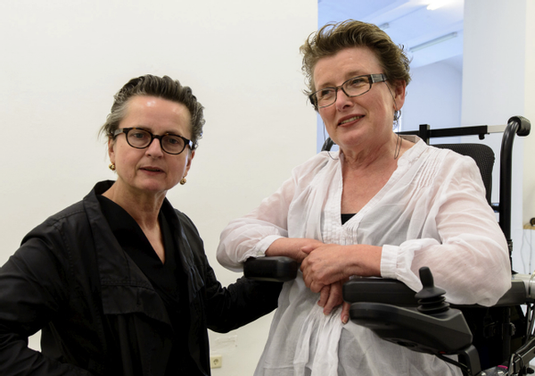 Christine König & Margherita Spiluttini, 2012