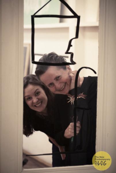 Christine & Kristina Kulakova, viennacontemporary magazine
