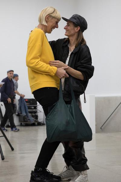 Toni Schmale & Maruša Sagadin, 2017, Foto: eSeL