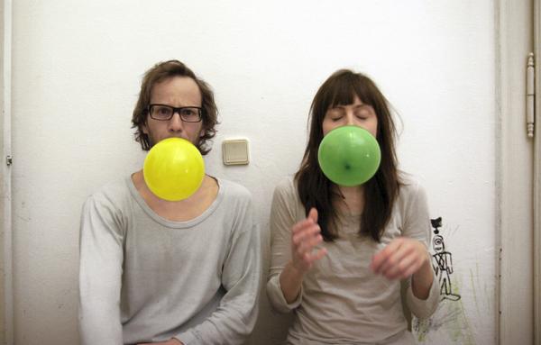 Martin Gabriel und Micha Payer