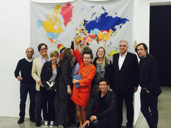 Happy viennacontemporary, curated by_weekend, September 2016