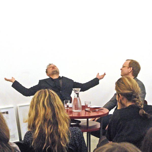 from the series CONVERSATIONS: Juergen Teller & Christoph Amend (DIE ZEIT), November 2010
