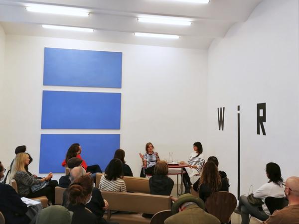 from the series CONVERSATIONS: Marina Fokidis + Sabine Breitwieser, September 2020