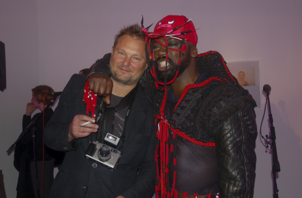 Juergen Teller & Roy Anthony Brown, 2011