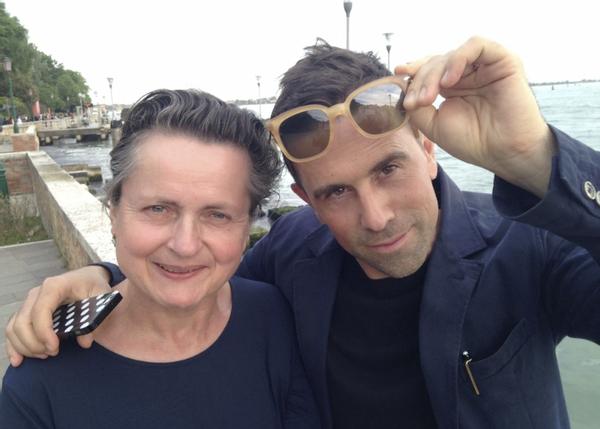 Christine & Gianni Jetzer, Venice 2015