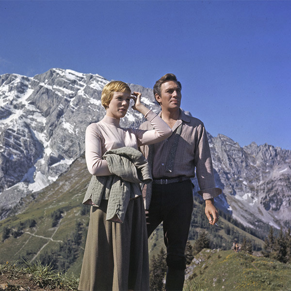 julie and christopher in alps