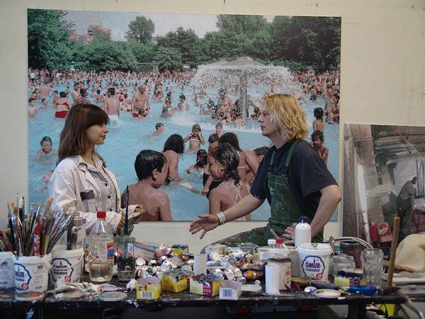 ART-at-Berlin-Courtesy-Roemer-und-Roemer-Portrait-des-Kuenstlerpaars-im-Atelier