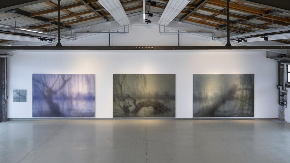 1. Installation View © Henning Rogge