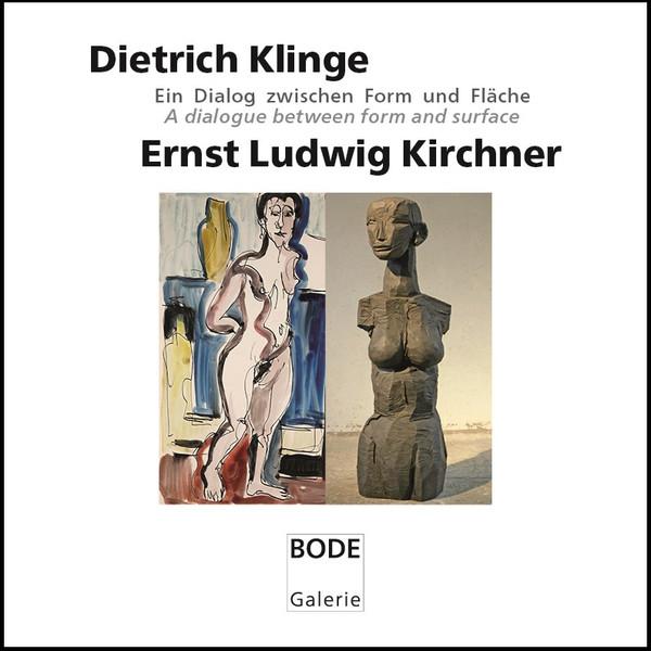 Klinge Kirchner Ausstellung Coverbild