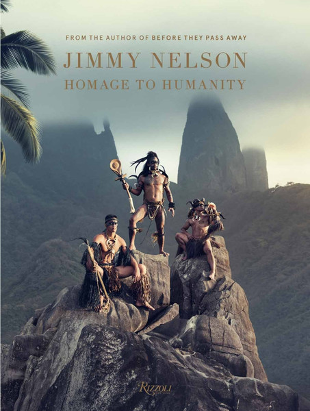 Jimmy Nelsom_ Homage to Humanity_book