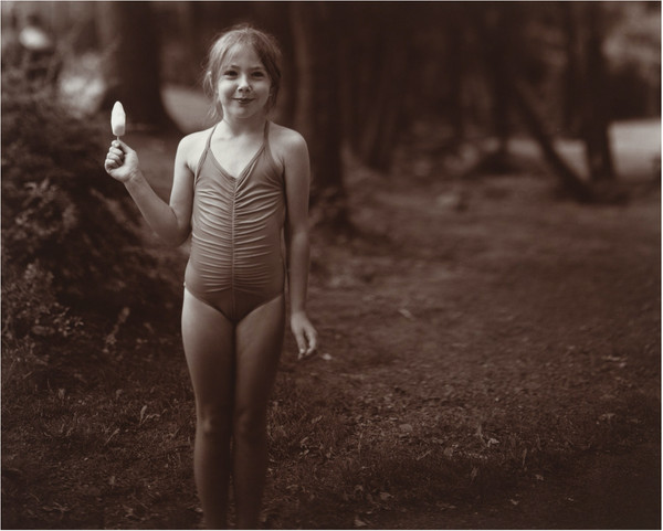 Judith Joy Ross, Untitled, 1986-88, from the series Eurana Park, Weatherly, Pennsylvania, 1982