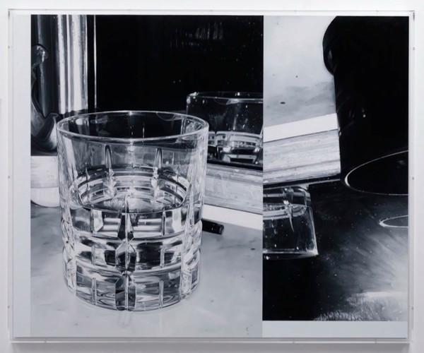 White_Large Glass (rift)