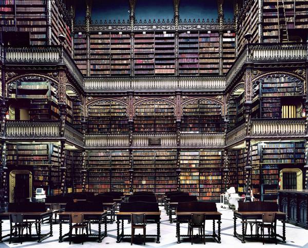 Real Gabinete Português de Leitura Rio de Janeiro IV 2005
