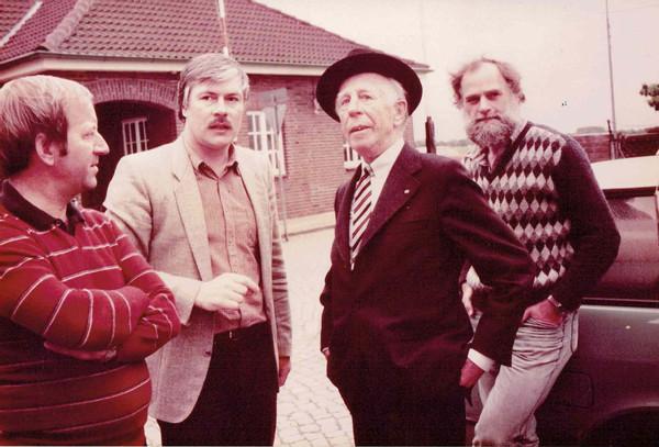 Felix Jud in Neuengamme 70er Jahre