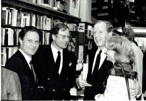 Martin Warnke, Wilfried Weber, Klaus von Dohnanyi