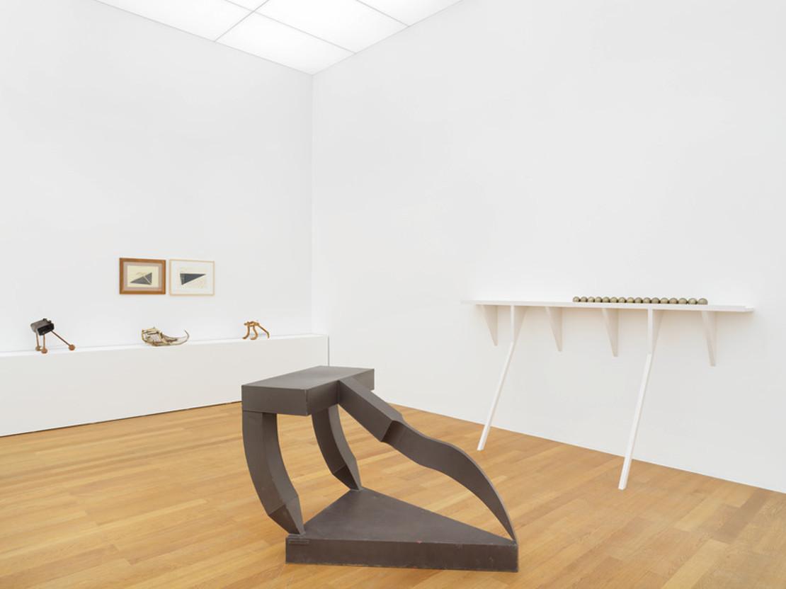 Paul Neagu, Kunstmuseum Liechtenstein, Installation shot Stefan Altenburger Photography, Zürich