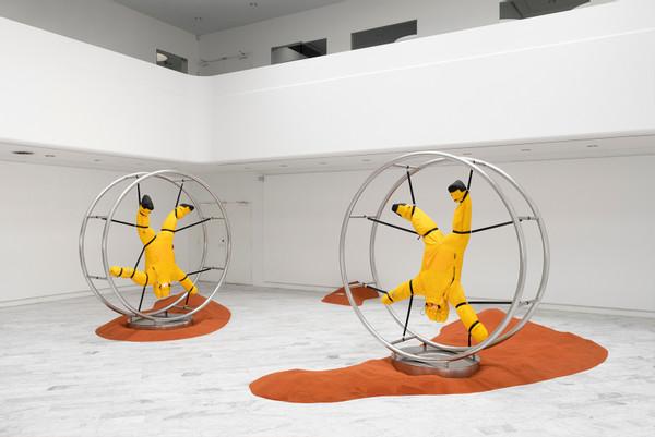 Exhibition view: Stine Deja, Cold Sleep, Tranen
