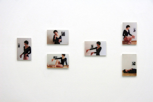 "<span class=""artists work-caption"">Michaela Meise</span><span class=""title work-caption"">being Arnold being Nijinski</span><span class=""technique work-caption"">series of six photographs</span><span class=""year work-caption"">2001</span><span class=""dimensions work-caption"">9 x 13 cm</span><span class=""edition work-caption"">4/5 + 2 AP</span>"