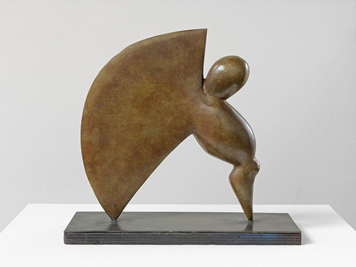 "<span class=""artists work-caption"">Camille Henrot</span><span class=""title work-caption"">Sharp drops (Desktop series)</span><span class=""technique work-caption"">bronze</span><span class=""year work-caption"">2014</span><span class=""dimensions work-caption"">43 x 45 x 15 cm</span><span class=""edition work-caption"">2/8 + 4AP</span>"