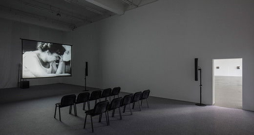 Jeremy Shaw, Quickeners, HD video installation with 5.1 sound, 27'15'', 2014