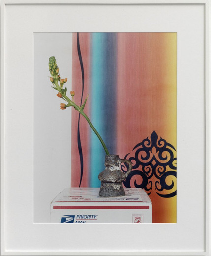 "Annette Kelm, ""Untitled"""" (Tribal)"", c-print, framed, 2010, 56.5 x 44 cm, 5/5 + 2 AP"