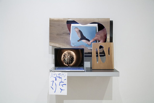 "<span class=""artists work-caption"">Camille Henrot</span><span class=""title work-caption"">Touching Screens</span><span class=""year work-caption"">2013</span>"