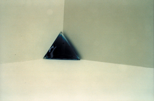 Johannes Wohnseifer, Ohne Titel, Plexiglas, washing-up liquid, 1993, 24 x 20 x 12 cm, 1/3 + 1 AP
