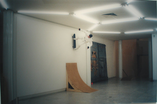 Johannes Wohnseifer, Backworlds - Forworlds, series by c-prints, 1999, dimensions variable, 2/3 + 1 AP