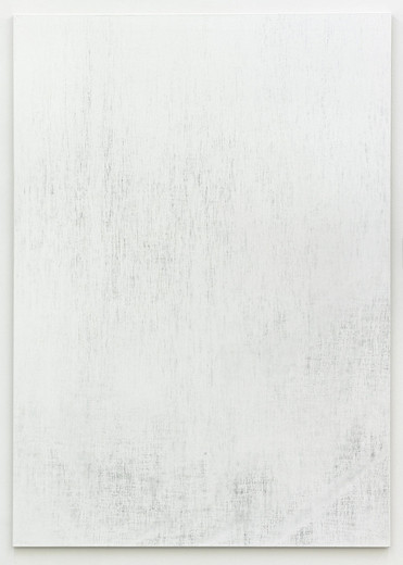 Paul Czerlitzki, Untitled, acrylic on canvas, 2014, 200 x 140 cm, unique