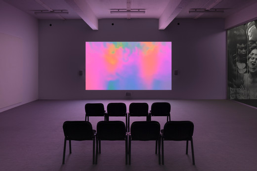 Jeremy Shaw, Liminals, HD video installation with 5.1 sound, 19'42'', 2017