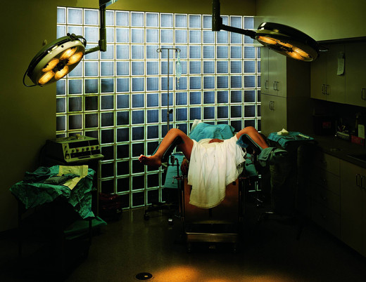 Taryn Simon, Hymenoplasty - Cosmetic Surgery, P.A. - Fort Lauderdale, Florida, c-print, framed, 2006 - 2007, 95 x 113 cm, 2/7