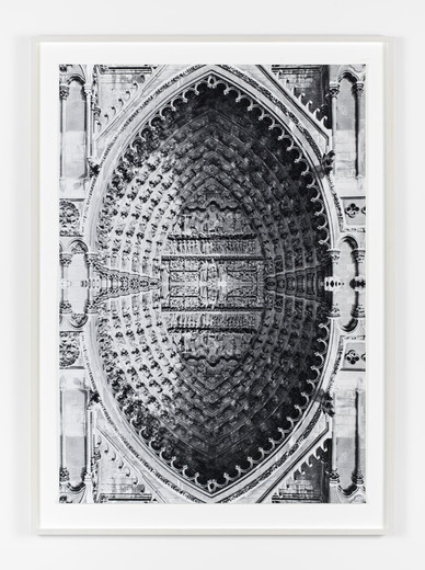 Kris Martin, Untitled (Amiens), inkjet print on paper, framed, 2016, 160 x 110 cm, 3 + 2 AP
