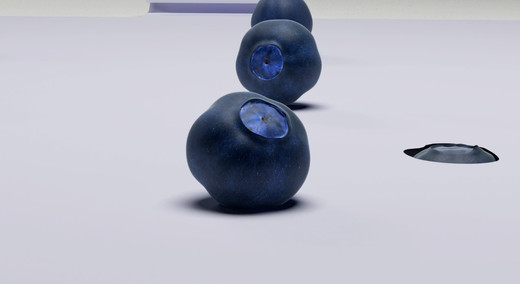 Helen Marten, Orchids, or a hemispherical bottom, animation video, sound, 2013, 2/6 + 2AP