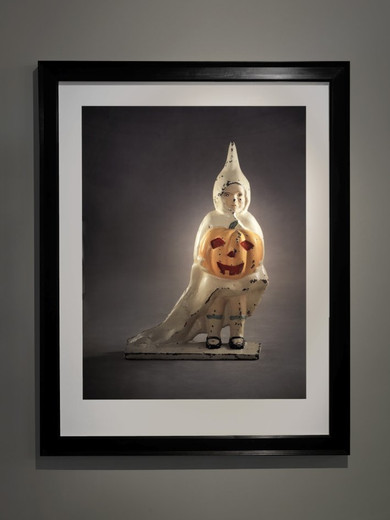Ydessa Hendeles, Hallowe'en Girl, LightJet prints in maple frames, 2006, Edition of 6 + 2 AP